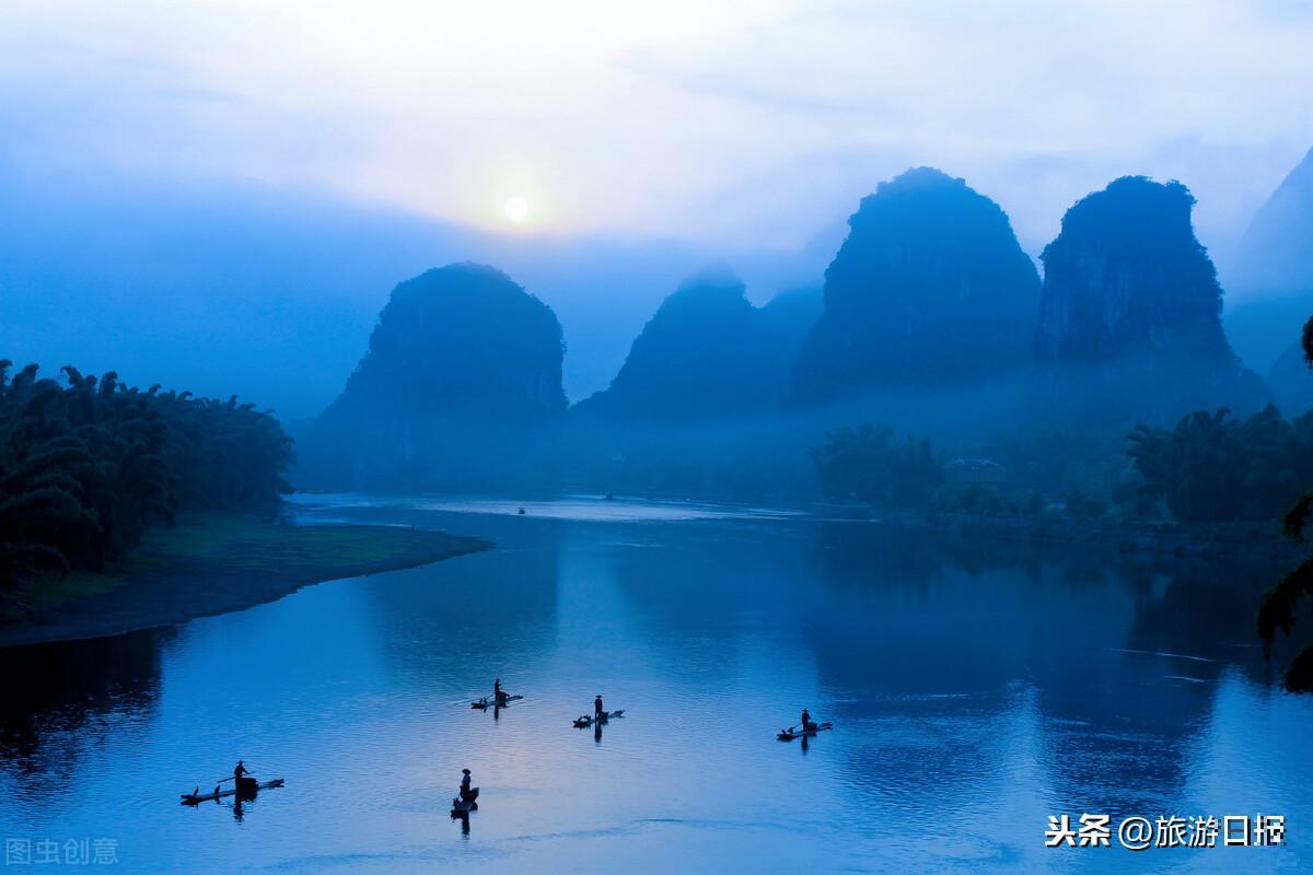 桂林值得一去的7个地方,你去过几个?