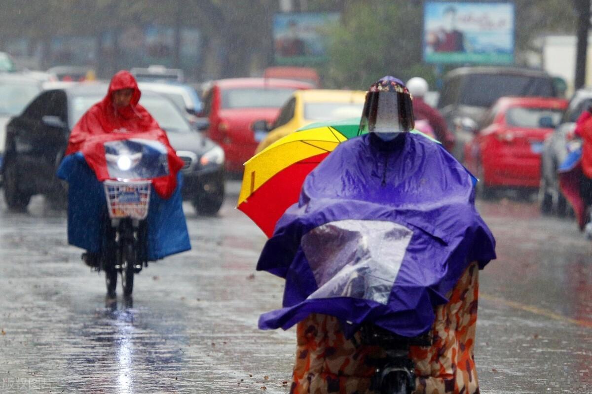 桂林高温天气结束!雨天今日开始