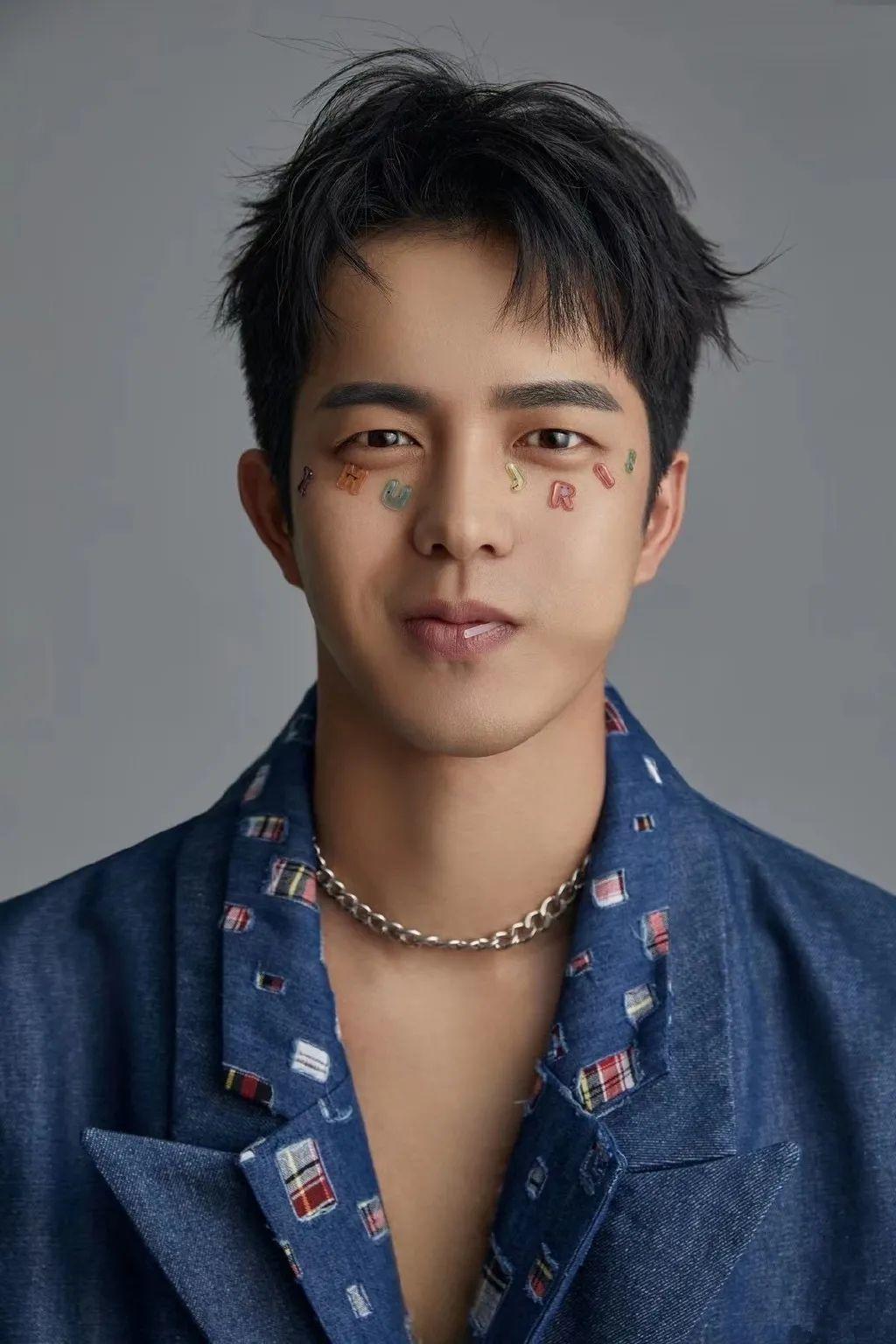 刘昊然+李现+井柏然的结合体!360度无死角帅哥